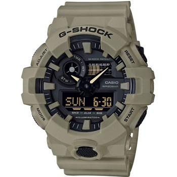Casio - G-Shock - Montre digitale - gris