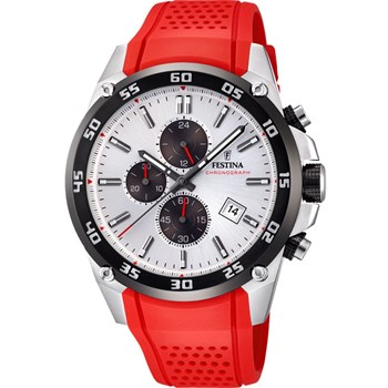 Originals - Montre homme - rouge