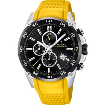 Originals - Montre homme - jaune
