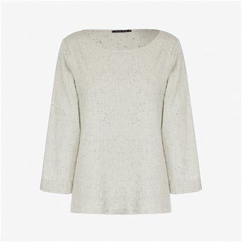 Abysse - Blouse - beige
