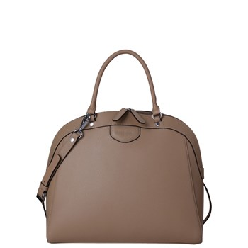Ness bourgeoisie - Sac en cuir - marron