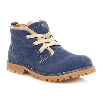 Bottines - bleu marine