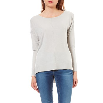 Noisy May - CHEN - Pull long - gris clair