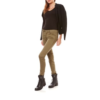 Only - LUCIA - Pantalon - kaki