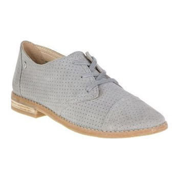 Aiden - Derbies en cuir - gris