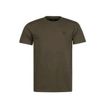 Quartz - T-shirt manches courtes - marron