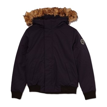 Farmerbo - Parka - blu scuro