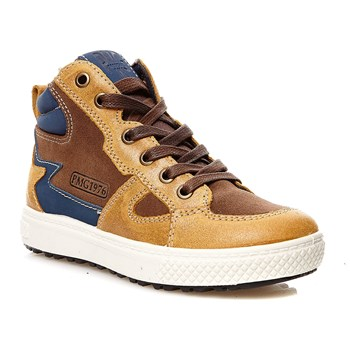PBY 8640 - Sneakers alte - tricolore