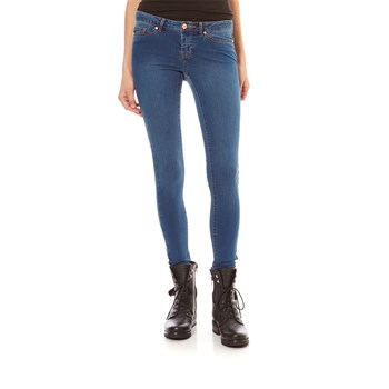 Noisy May - EVE - Jeans slim - blu jeans