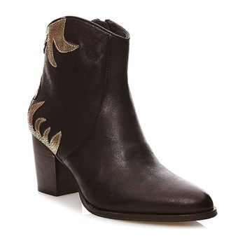 Dolly Burn - Boots - noir