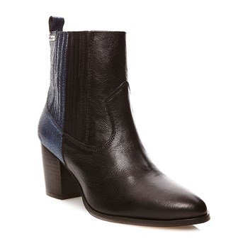 Dolly Flash - Boots - bleu marine