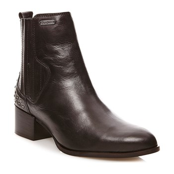Waterloo Stretch - Bottines - noir