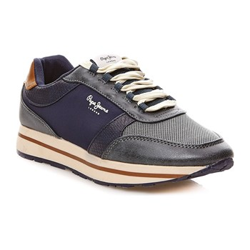 Sally Sky - Sneakers - bleu marine