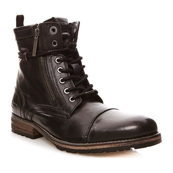 Melting Zipper New - Boots - schwarz