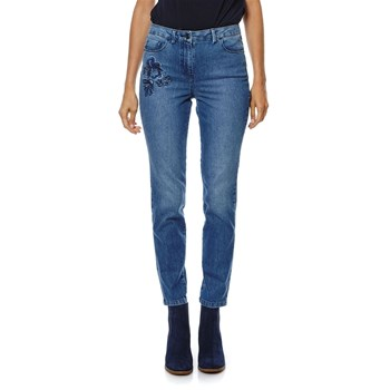 Caroll - Jean slim - denim bleu