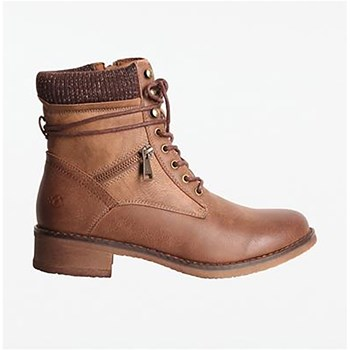 Boots, Bottines - marron