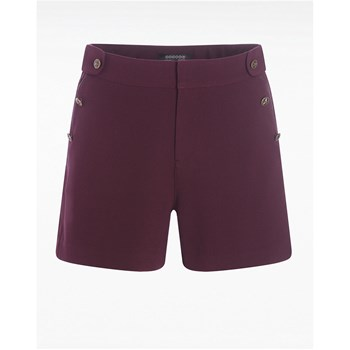 Bonobo Jeans - Short - bordeaux