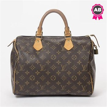 Speedy 30 - Doctor bag - Tela Monogram
