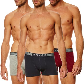 Iggy - Lot de 3 boxers - multicolore