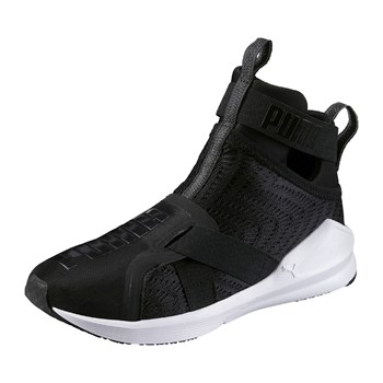 Fierce - High Sneakers - schwarz