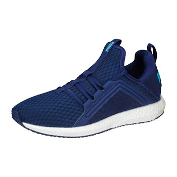 Mega - Sneakers - marineblau