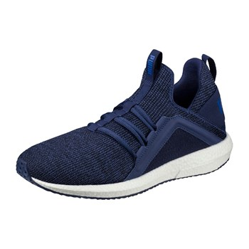 Mega - Baskets, Sneakers - bleu marine