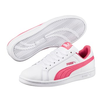 Smash fun - Sneakers in pelle - bianco