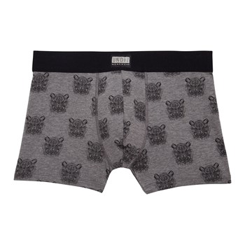 New Katchiz Louiz - Pants - grau