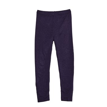 Damart - Richelieu RIB - Legging - blu scuro
