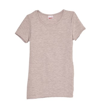 Damart - Interlock Classic - T-Shirt - grau meliert