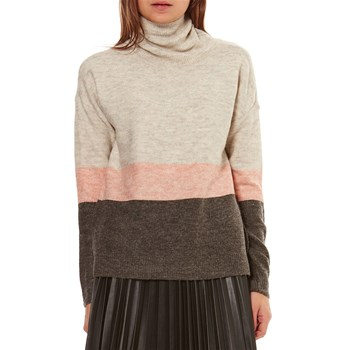 Pull 33% laine - gris chine