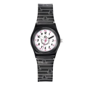 Pop Kid - Montre fille - noir