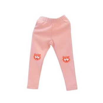 La Queue Du Chat - Legging rose poudré - multicolore