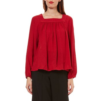 Benetton - Blouse - rouge