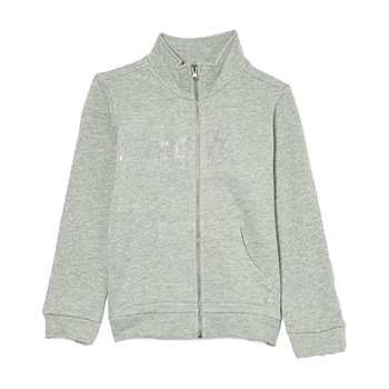 Benetton - Sweatjacke - grau