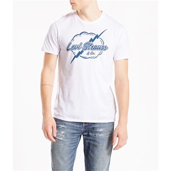 Graphic tee - T-shirt manches courtes - blanc