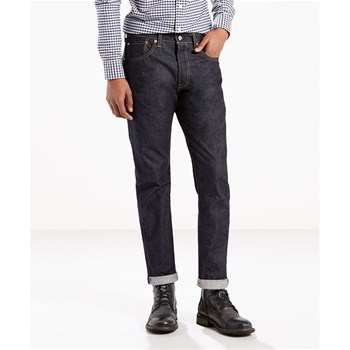 501® skinny selvedge shrink-to-fit - Jean skinny - bleu brut