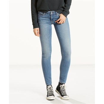 712 slim throuhgh hip and thigh - Jean slim - denim bleu