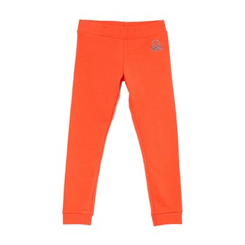 Pantalon jogging - orange