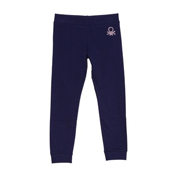 Benetton - Jogginghose - marineblau