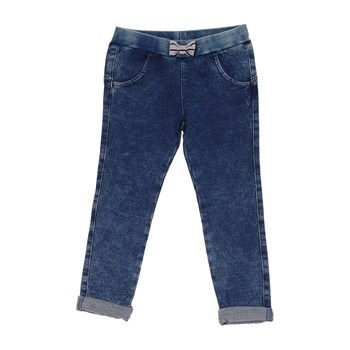 Jeggings - jeansblau
