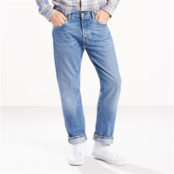 501®Original Fit - Jean droit - denim bleu