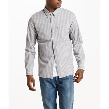Sunset 1 pocket shirt - Chemise - blanc