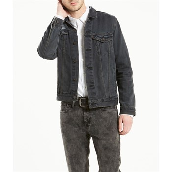 The trucker jacket - Veste - gris