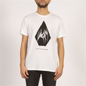 Carving Block - T-shirt manches courtes - blanc