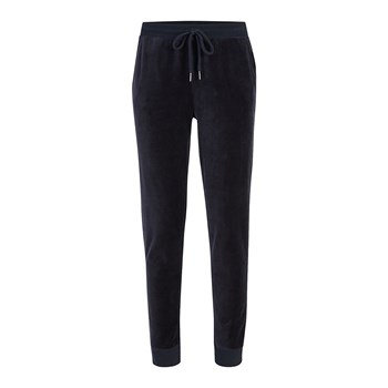 Largecrochiz - Pantaloni da jogging - blu scuro