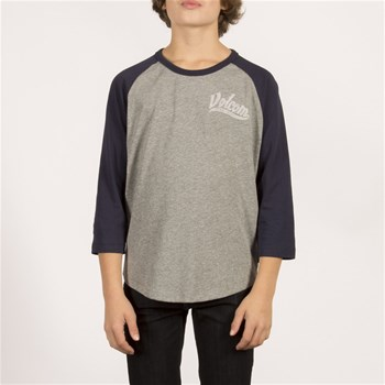 Swift - T-shirt manches longues - indigo