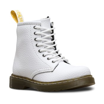 Brooklee - Bottines en cuir - blanc