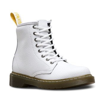 Delaney - Bottines en cuir - blanc