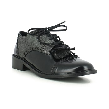 Altesse Polido - Derby in pelle - nero